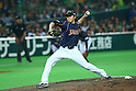 Tetsuya Yamaguchi (JPN), .FEBRUARY 28, 2013 - WBC : .2013 World Baseball Classic .Exhibithion Game .between Tokyo Yomiuri Giants 1-6 Japan .at Yafuoku Dome, Fukuoka, Japan. .(Photo by YUTAKA/AFLO SPORT)