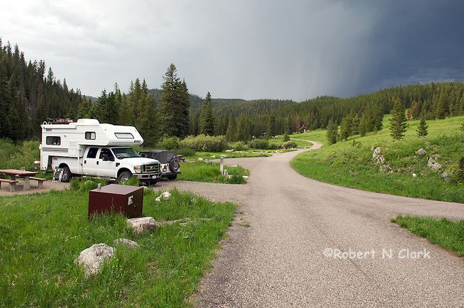 Hyalite Campground