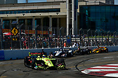 2018 Verizon IndyCar Series - Firestone Grand Prix of St. Petersburg<br /> St. Petersburg, FL USA<br /> Sunday 11 March 2018<br /> S&Egrave;bastien Bourdais, Dale Coyne Racing with Vasser-Sullivan Honda<br /> World Copyright: Scott R LePage / LAT Images<br /> ref: Digital Image _SRL6263