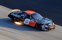 Sept 19, 2008; Dover, DE, USA; NASCAR Camping World Series East driver Aric Almirola during the Sunoco 150 at Dover International Speedway. Mandatory Credit: Mark J. Rebilas-
