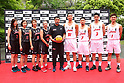Basketball: Japan Basketball Association holds press conference