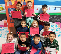 PHOTO SUBMITTED<br /> Noel Primary is excited to announce January's Terrific Tigers beginning with (front, left)  Faith Sontag, Isaac Depaz, Stiven Perez, and Kevin Rubi; (second, left), Kaiden Graves, McKensie Hemingway, and April Htoo; (third, left), Justin Rojas-Novella, Lily Brewer, and Henry Lopez-Hernandez. Not pictured is Malika Darra.