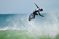 Monday July 12, 2010. Taj Burrow (AUS) Free surfing at Supertubes, Jeffreys Bay, Eastern Cape, South Africa.  Photo: joliphotos.com