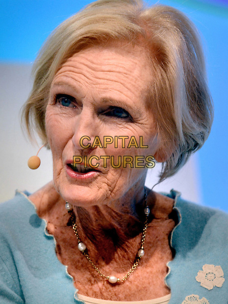 LONDON, ENGLAND - NOVEMBER 15: Mary Berry at the BBC Good Food Show, Olympia on November 15, 2013 in London, England<br /> CAP/PP/BK<br /> &copy;Bob Kent/PP/Capital Pictures