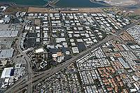 Sunnyvale California Aerial Photography