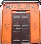 Exterior, Le Mansouria Restaurant, Paris, France, Europe