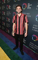 LOS ANGELES, CA -APRIL 7: Jake Borelli, at Grand Opening Of The Los Angeles LGBT Center's Anita May Rosenstein Campus at Anita May Rosenstein Campus in Los Angeles, California on April 7, 2019.<br /> CAP/MPIFS<br /> &copy;MPIFS/Capital Pictures