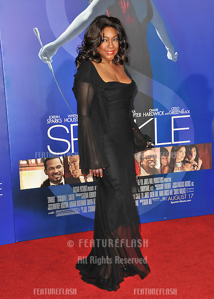 "Mary Wilson, co-founder of The Supremes, at the world premiere of  ""Sparkle"" at Grauman's Chinese Theatre, Hollywood..August 16, 2012  Los Angeles, CA.Picture: Paul Smith / Featureflash"