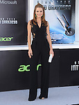 "Maria Menounos at Paramount Pictures' Premiere of  ""Star Trek Into Darkness"" held at The Dolby Theater in Hollywood, California on May 14,2013                                                                   Copyright 2013 Hollywood Press Agency"