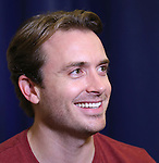 James Snyder attend the photo Call for 'InTransit' at The New 42nd Street Studios on October 27, 2016 in New York City.