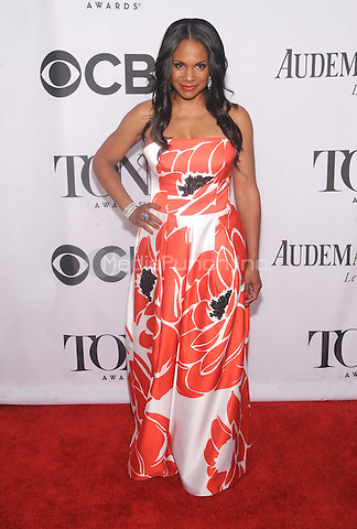 New York, NY- June 5: Audra McDonald attends the  American Theater Wing's 68th Annual Tony Awards  on June 8, 2014 at Radio City Music Hall in New York City. (C) Credit: John Palmer/MediaPunch