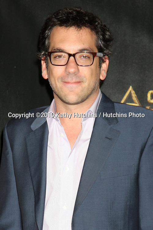 Todd Phillips.at the Warner Brothers ShoWest Event 2010.Paris Hotel & Casino.Las Vegas, CA.March 18, 2010.©2010 Kathy Hutchins / Hutchins Photo....