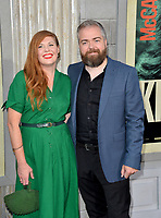 "LOS ANGELES, USA. August 06, 2019: Lotta Losten & David Sandberg at the premiere of ""The Kitchen"" at the TCL Chinese Theatre.<br /> Picture: Paul Smith/Featureflash"