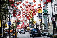 Chinatown of Mexico City.<br /> Barrio Chino de la  Ciudad de M&eacute;xico.<br /> (Foto: Luis Gutierrez / NortePhoto.com)