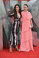 SANDRA BULLOCK, SARAH PAULSON<br /> &quot;Ocean's 8&quot; European fflm premiere in Leicester Square, London, England on June 13, 2018<br /> CAP/Phil Loftus<br /> &copy;Phil Loftus/Capital Pictures /MediaPunch ***NORTH AND SOUTH AMERICAS ONLY***