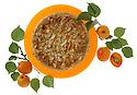 Apricot Tart. Portfolio only