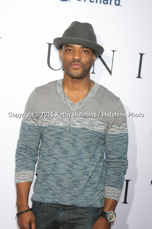 "LOS ANGELES - JUN 24:  Larenz Tate at the ""Unity"" Documentary World Premeire at the Director's Guild of America on June 24, 2015 in Los Angeles, CA"