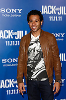 "LOS ANGELES - NOV 6:  Corbin Bleu at the ""Jack and Jill"" Premiere at the Village Theater on November 6, 2011 in Westwood, CA"