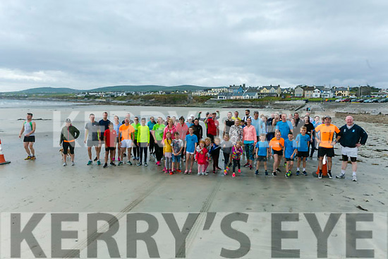 Ballyheigue Summer Festival King of the Beach Run on Monday
