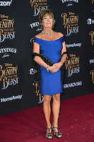 Paige O'Hara at the premiere for Disney's &quot;Beauty and the Beast&quot; at El Capitan Theatre, Hollywood. Los Angeles, USA 02 March  2017<br /> Picture: Paul Smith/Featureflash/SilverHub 0208 004 5359 sales@silverhubmedia.com