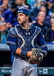 2017-09-16 MLB: San Diego Padres at Colorado Rockies