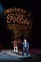 London, UK. 04.09.2017. The National theatre presents &ldquo;Follies&rdquo;, written by James Goldman, with<br /> music and lyrics by Stephen Sondheim. This production is directed by Dominic Cooke, choreographed by Bill Deamer, with design by Vicki Mortimer and lighting design by Paule Constable. Tracie Bennett,&nbsp;Janie Dee&nbsp;and&nbsp;Imelda Staunton&nbsp;play the magnificent Follies in this new production, which features a cast of 37 and an orchestra of 21.&nbsp;<br /> Picture shows: Di Botcher (Hattie Walker). Photograph &copy; Jane Hobson.