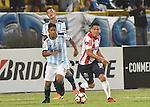 Atlético Junior venció 1-0 a Atlético Tucumán. Partido de vuelta fase III de la Conmebol Libertadores.