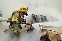 Orange County Firefighter