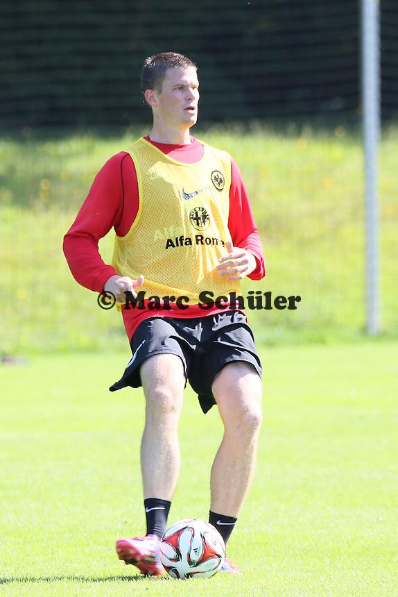 Alexander Madlung (Eintracht) - Eintracht Frankfurt Training, Commerzbank Arena