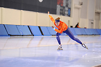 SPEEDSKATING: SALT LAKE CITY: 06-12-2017, Utah Olympic Oval, ISU World Cup, training, Janneke Ensing (NED), photo Martin de Jong