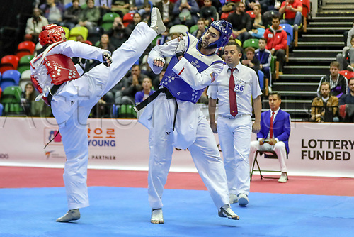 2017 WTF World Taekwondo Grand-Prix Series Oct 22nd