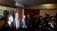 20130124 ROMA-POLITICA: BERSANI, VENDOLA E TABACCI PRESENTANO LE LISTE DEL CENTROSINISTRA