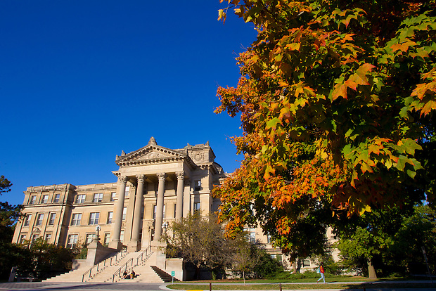 on the campus of Iowa State University in Ames, Iowa. (Christopher Gannon/Gannon Visuals)