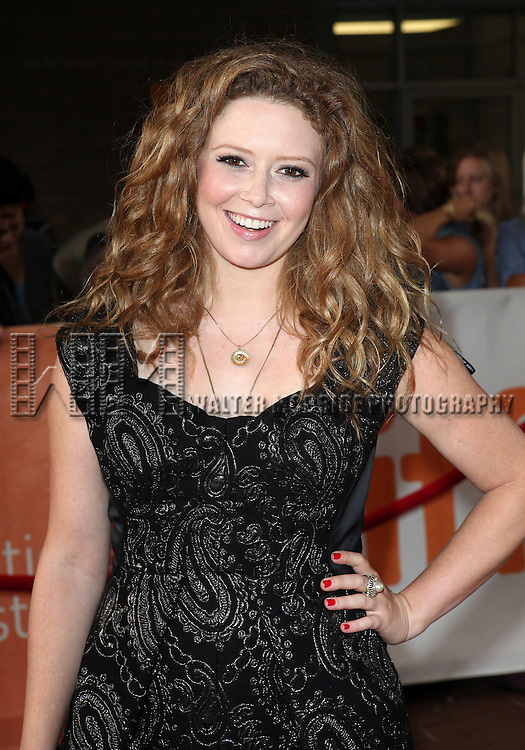 Natasha Lyonne attending the The 2012 Toronto International Film Festival.Red Carpet Arrivals for 'IMOGENE' at the Ryerson Theatre in Toronto on 9/7/2012