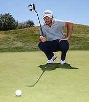 All eyes and hopes on French master putter Gary Stal (FRA) this week, during the preview days of the 2015 Alstom Open de France, played at Le Golf National, Saint-Quentin-En-Yvelines, Paris, France. /30/06/2015/. Picture: Golffile | David Lloyd<br /> <br /> All photos usage must carry mandatory copyright credit (&copy; Golffile | David Lloyd)