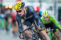 Picture by Alex Whitehead/SWpix.com - 15/07/2016 - Cycling - British Cycling Elite Circuit Series - Wales Open Criterium - Abergavenny, Monmouthshire, Wales - JLT Condor's George Atkins.