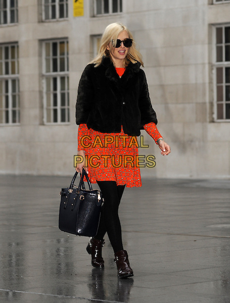 LONDON, ENGLAND - DECEMEBER 13: Fearne Cotton at BBC Radio 1, on December 13th, 2013 in London, England.<br /> CAP/AOU<br /> &copy;AOU/Capital Pictures