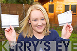 Tara Egan Killarney who was sent two polling cards for Fridays general election