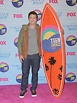 Josh hutcherson at FOX's 2012 Teen Choice Awards held at The Gibson Ampitheatre in Universal City, California on July 22,2012                                                                               © 2012 Hollywood Press Agency