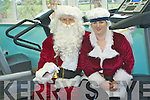 Keel Childcare Centre are calling on everyone to put on their santa hats and christmas costume and take part in the first-ever 'Jingle Run' to raise funds for the community service. .L-R Mr and Mrs Claus aka Sean O'Dowd and Joanne O'Connor.