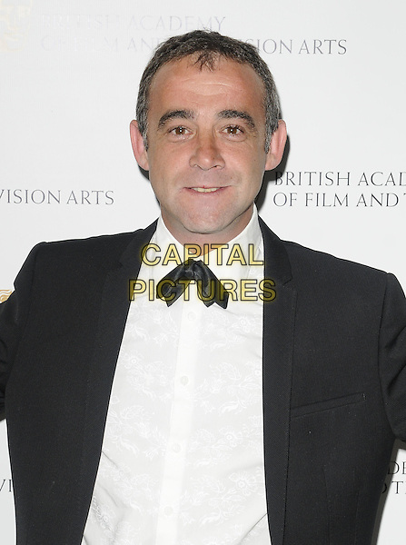MICHAEL LeVELL.The British Academy Television Craft Awards held at The Brewery - Arrivals London, England..May 8th, 2011.headshot portrait black white bow tie .CAP/CAN.©Can Nguyen/Capital Pictures.