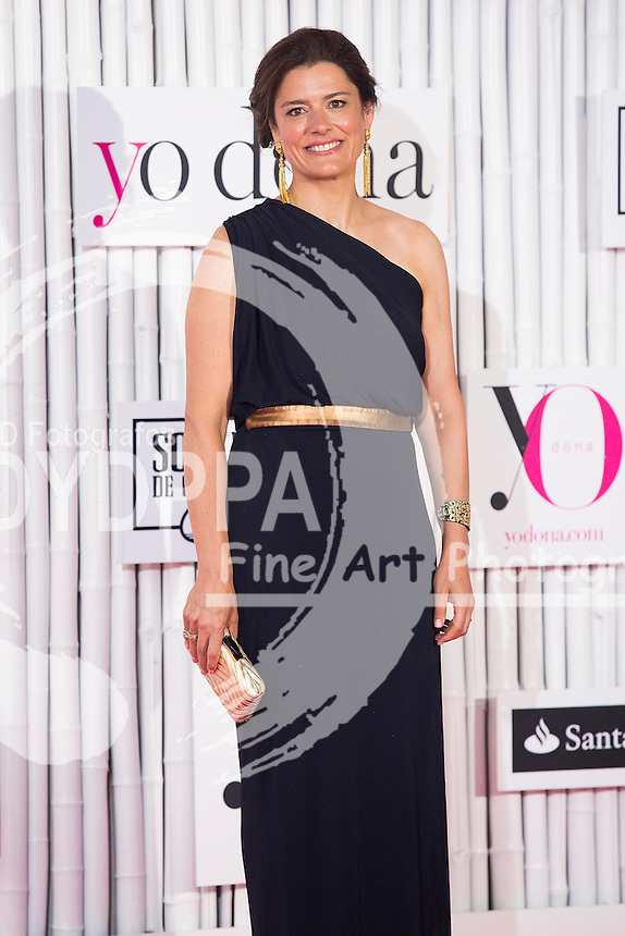 'IX International Yo Dona Awards' at Zarzuela Hippodrome in Madrid on June 24, 2014<br /> Miriam Gonzalez (Nick Glegg wife)
