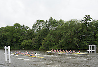 Henley on Thames. United Kingdom.  Heat of the Thames Challnge Cup., Berks R-R-G Mulheim, GER and Fulham Reach, BC. Wednesday,  29/06/2016,      2016 Henley Royal Regatta, Henley Reach.   [Mandatory Credit Peter Spurrier/ Intersport Images]