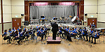 The Ardee Youth band performing at the Ardee Brass Band concert in the Bohemian Centre. Photo:Colin Bell/pressphotos.ie