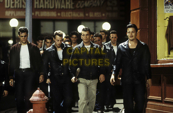JOHNNY KNOXVILLE, BALTHAZAR GETTY & NORMAN REEDUS.in Deuces Wild.Ref:  11565AW.*Filmstill - Editorial Use Only*.www.capitalpictures.com.sales@capitalpictures.com.Supplied By Capital Pictures.