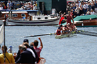 Race: 5 - Event: TEMPLE - Berks: 147 UNIVERSITY OF LONDON 'A' - Bucks: 120 OXFORD BROOKES UNIVERSITY 'A'<br /> <br /> Henley Royal Regatta 2017<br /> <br /> To purchase this photo, or to see pricing information for Prints and Downloads, click the blue 'Add to Cart' button at the top-right of the page.