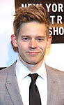 Andrew Keenan-Bolger attends the 2018 New York Theatre Workshop Gala at the The Altman Building on April 16, 2018 in New York City
