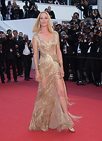 Uma Thurman at the Closing Gala for the 70th Festival de Cannes, Cannes, France. 28 May 2017<br /> Picture: Paul Smith/Featureflash/SilverHub 0208 004 5359 sales@silverhubmedia.com