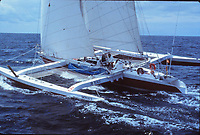 Route du Rhum 1982, Royale