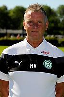 GRONINGEN - Presentatie FC Groningen o23, seizoen 2018-2019,   30-06-2018,  Henk Vegter teammanager